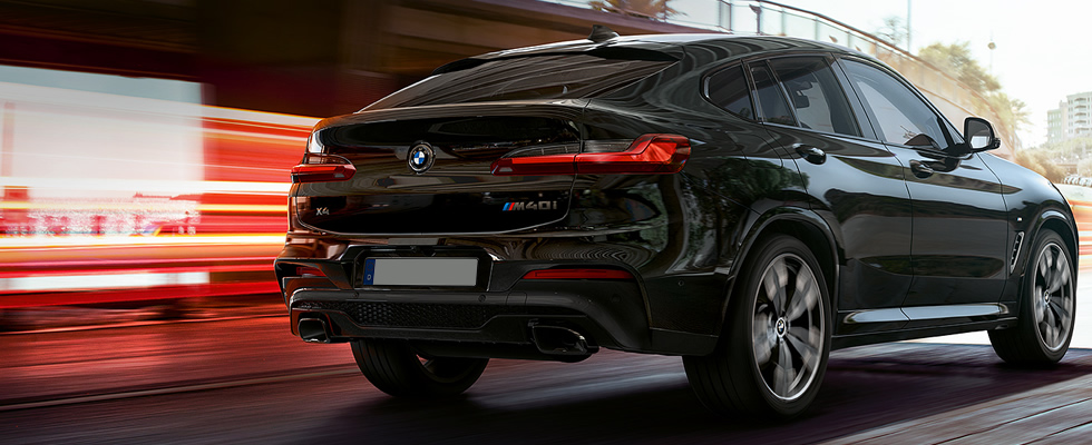 BMW X4フロアマット